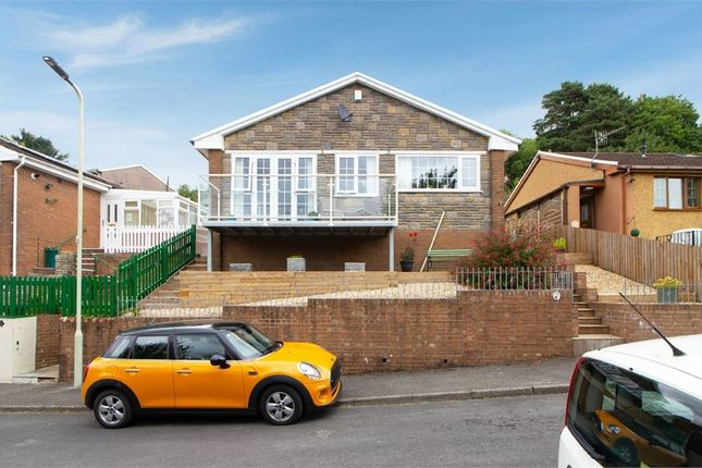 Thumbnail Detached bungalow for sale in Vicarage Close, Ystrad, Pentre, Mid Glamorgan