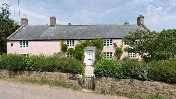 Thumbnail Detached house for sale in Polsham, Near Wells