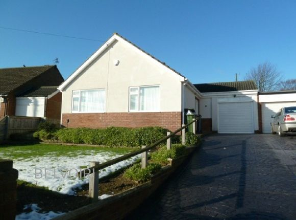 Thumbnail Bungalow to rent in Charter Drive, Sunderland