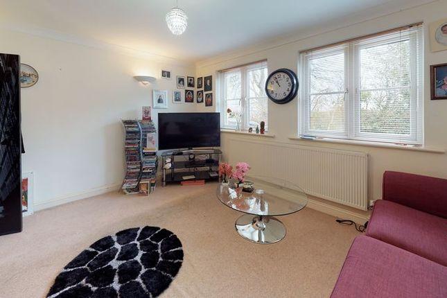 Living Room of Shotover Kilns, Headington, Oxford OX3