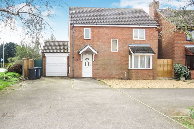 Detached house for sale in Great North Road, Eaton Ford, St. Neots