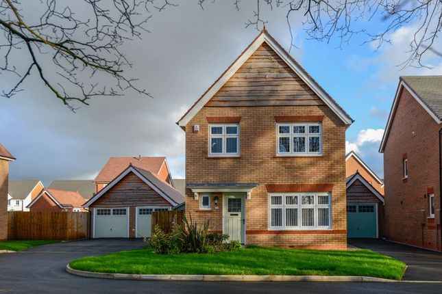 Thumbnail Detached house for sale in Dunlin Grove, Banks, Southport