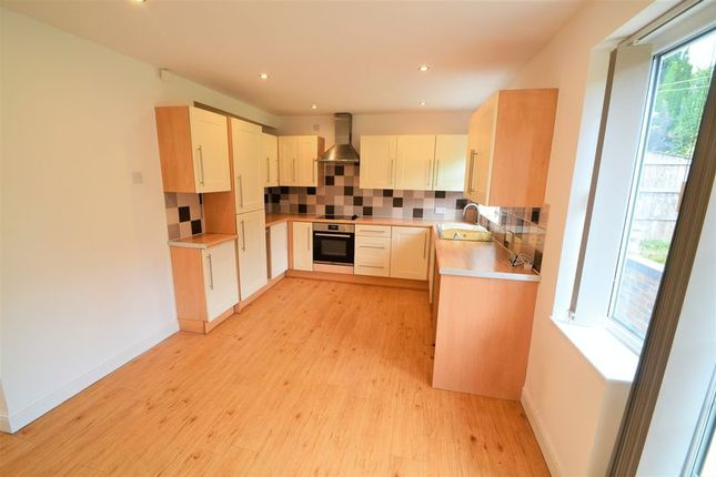 Thumbnail Semi-detached house to rent in Woodstock Drive, Swinton, Manchester