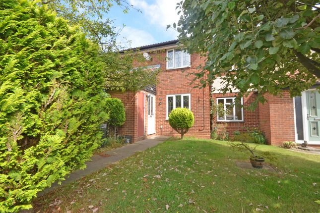 Thumbnail Terraced house to rent in Spayne Close, Luton