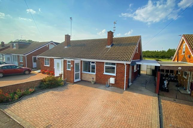 Thumbnail Bungalow for sale in Rannoch Way, Corby