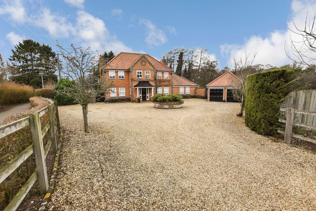 Thumbnail Detached house for sale in Arlington Way, Thetford, Norfolk