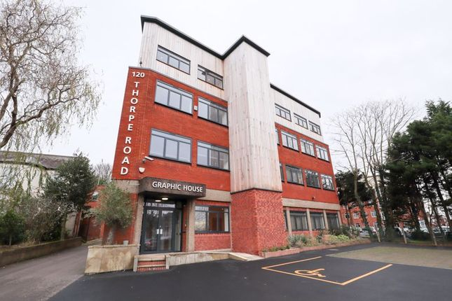 Thumbnail Flat to rent in Thorpe Road, Norwich