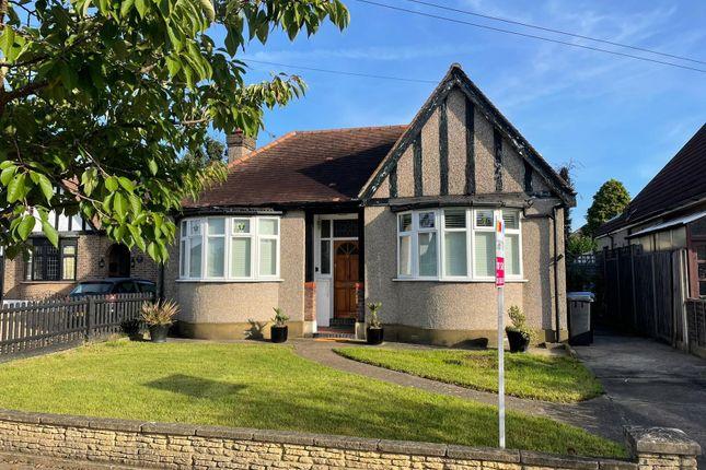 2 bed detached bungalow for sale in Manorway, Enfield EN1
