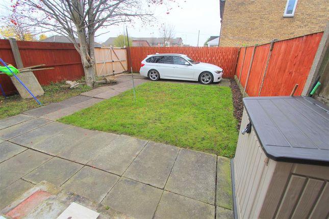 Garden of Worrow Road, West Derby, Liverpool L11