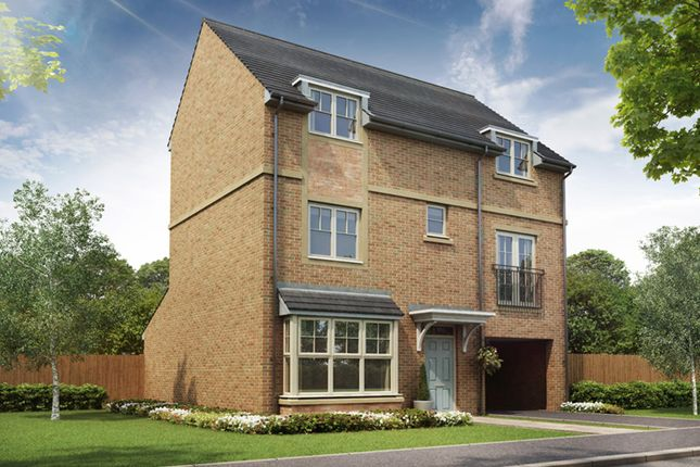 "Thumbnail Detached house for sale in ""Bede"" at Whitworth Park Drive, Houghton Le Spring"
