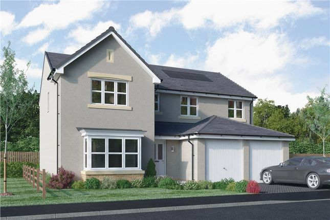 "Thumbnail Detached house for sale in ""Rossie"" at Brotherton Avenue, Livingston"