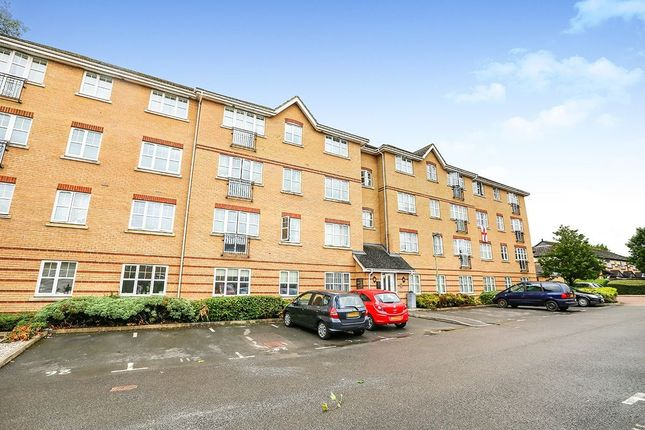 Thumbnail Flat to rent in Saxon House Aylward Drive, Stevenage