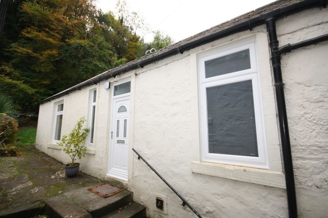 Thumbnail Cottage for sale in 1B Battery Place, Rothesay, Isle Of Bute
