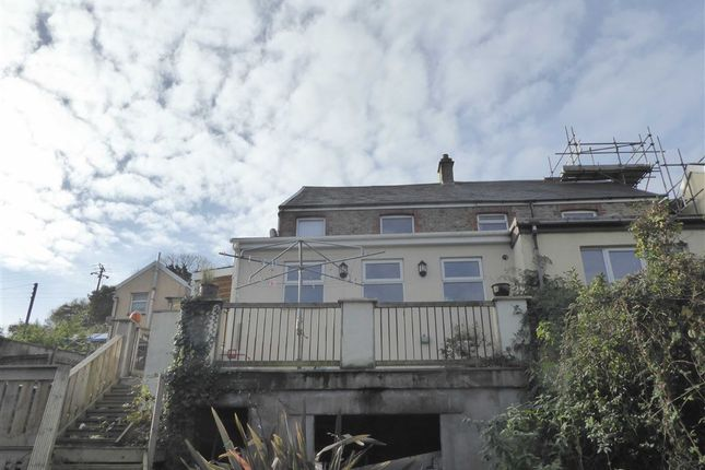Thumbnail Semi-detached house for sale in Park Lane, Combe Martin, Ilfracombe