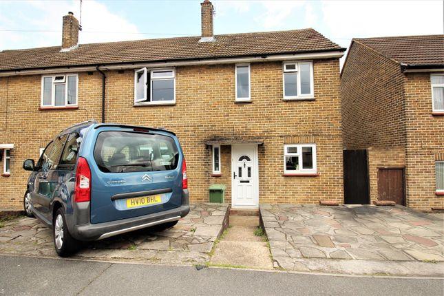 3 bed semi-detached house to rent in Hurstwood Avenue, Barnehurst, Kent DA7