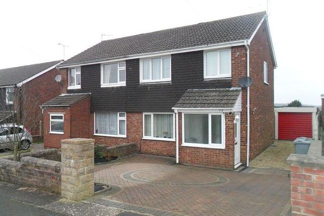 Thumbnail Semi-detached house to rent in Fifth Avenue, Grantham