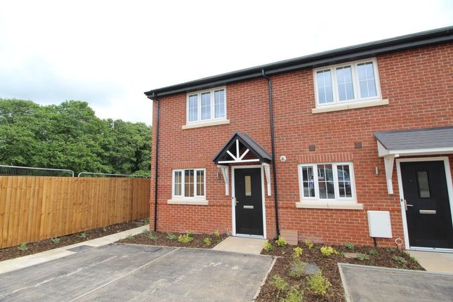 Thumbnail Semi-detached house for sale in Bond Drive, Alsager, Stoke-On-Trent