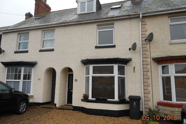 Thumbnail Terraced house to rent in Newtown Road, Uppingham, Rutland