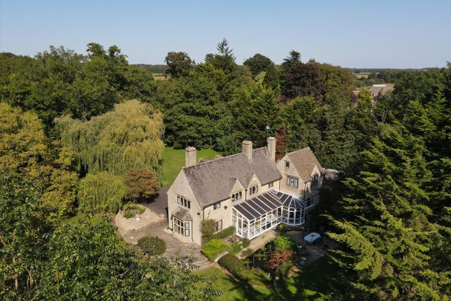 Thumbnail Detached house for sale in Cherry Tree Lane, Cirencester