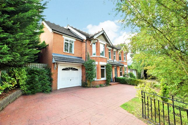 Thumbnail Semi-detached house to rent in Forest Road, Warfield, Berkshire