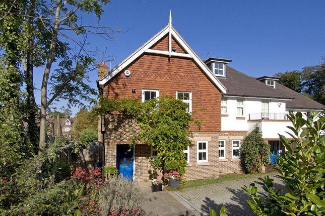 Thumbnail End terrace house to rent in St. Botolphs Road, Sevenoaks, Kent