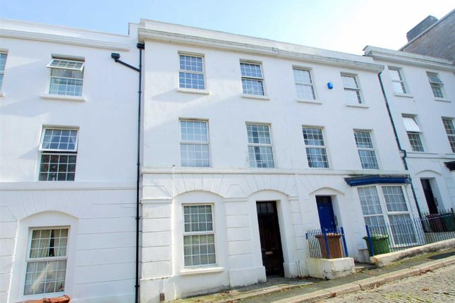 Thumbnail Flat for sale in Hoe Street, Plymouth