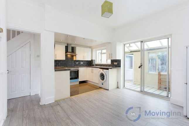 Thumbnail Terraced house to rent in Norman Road, Thornton Heath, Surrey
