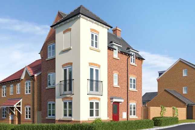 Thumbnail Detached house for sale in Orleton Lane, Telford, Shopshire