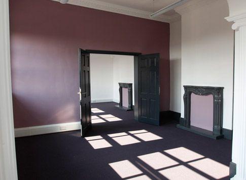 Internal of Bath Street, Walsall WS1