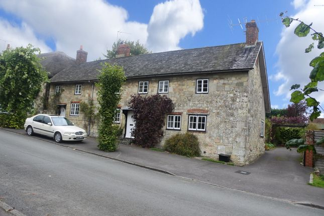 Thumbnail Cottage for sale in High Street, Hindon, Salisbury