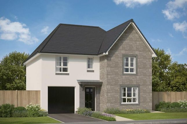 "Thumbnail 5 bedroom detached house for sale in ""Ballathie"" at Inverurie"