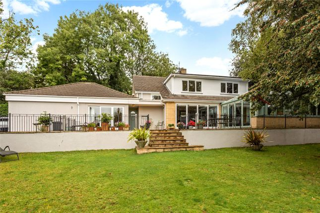 Thumbnail Detached house for sale in Abbots Leigh Road, Leigh Woods, Bristol