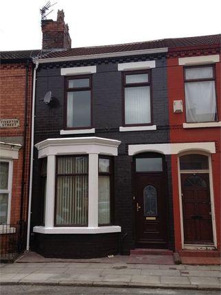 Thumbnail Terraced house for sale in Tiverton Street, Wavertree, Liverpool, Merseyside