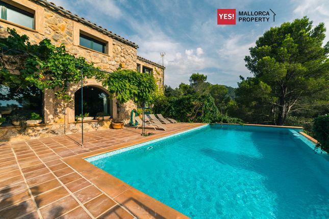 Thumbnail Villa for sale in Valldemossa, Majorca, Balearic Islands, Spain