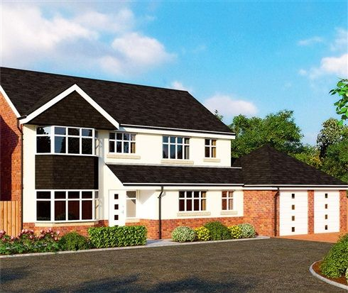 Thumbnail Property for sale in Bridge View Close, Preston