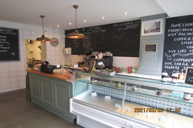 Retail premises for sale in High Street, Whitstable, Kent United Kingdom