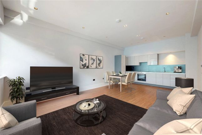 Thumbnail Flat for sale in Infinity Heights, 264 Kingsland Road, London