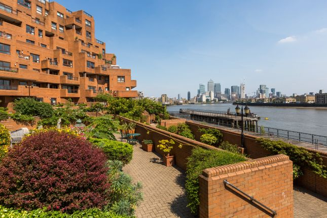 Thumbnail Flat for sale in Free Trade Wharf, The Highway, London