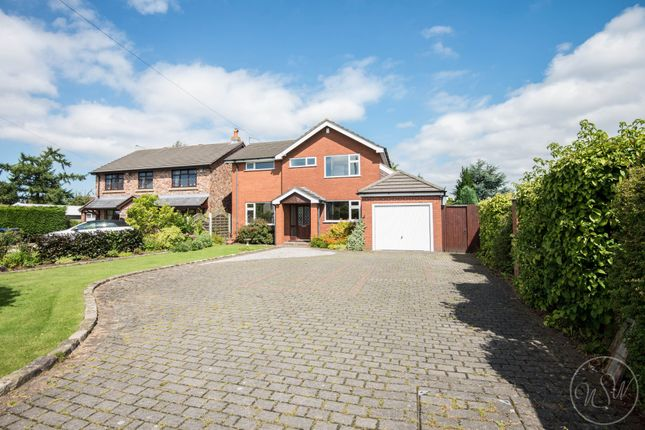 Thumbnail Detached house to rent in Wigan Road, Westhead, Ormskirk
