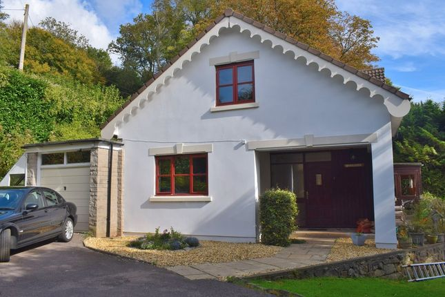 Thumbnail Detached bungalow for sale in Tidenham Chase, Chepstow