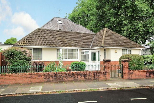 Thumbnail Detached bungalow for sale in St Ambrose Road, Heath, Cardiff