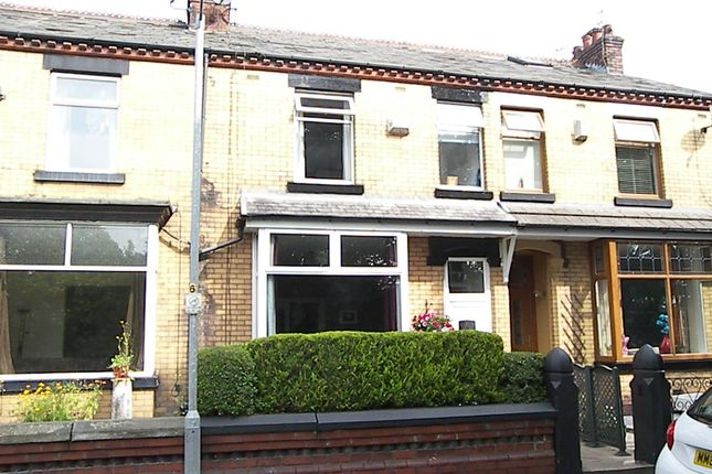 Thumbnail Terraced house for sale in Station Road, Kearsley