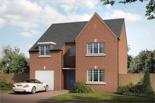 Thumbnail Detached house for sale in Harbury Lane, Warwick Warwickshire