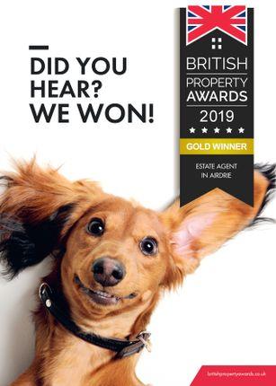We Won !! of Centenary Gardens, Coatbridge ML5