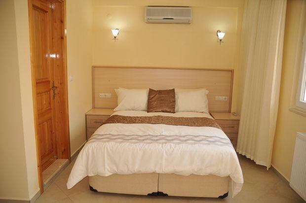 Master Bedroom of Seydikemer (Formally Kemer), Fethiye, Muğla, Aydın, Aegean, Turkey