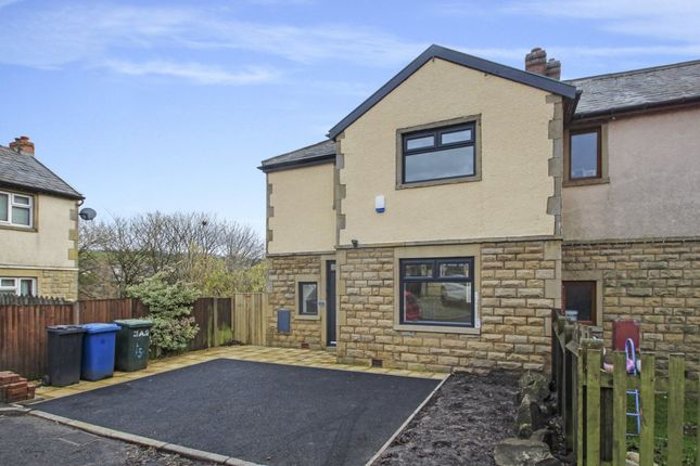 Thumbnail Semi-detached house for sale in Clover Street, Bacup, Rossendale