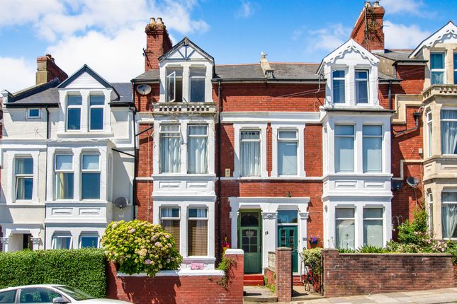Thumbnail Terraced house for sale in Plymouth Road, Barry