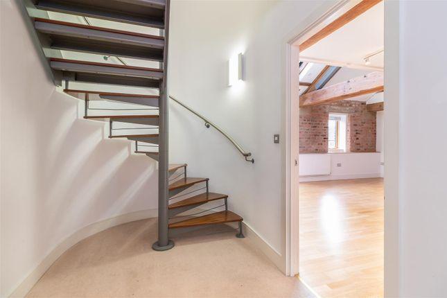 Entrance Hall of Langstrothdale Apartment, Waterside, Boroughbridge, York YO51