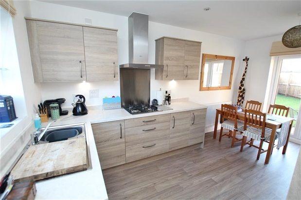 Kitchen Area of Barley Close, Cottam, Preston PR4