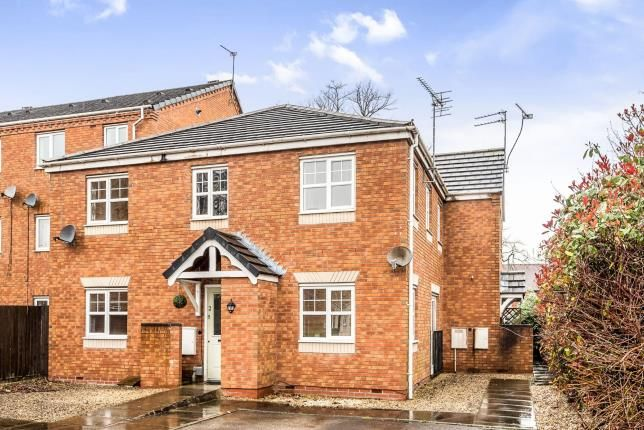 Thumbnail Flat for sale in Moccasin Way, Sandalwood, Stafford, Staffordshire
